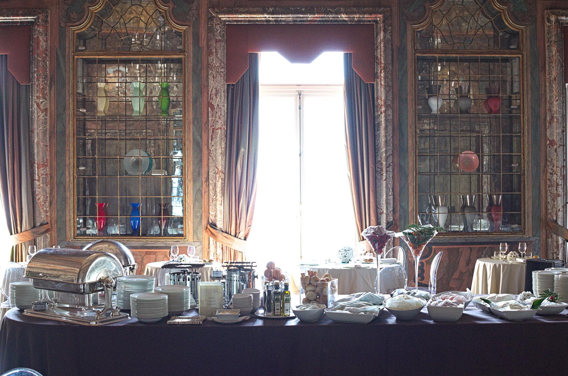 Villa Erbe photographed by Ian Lea Photography