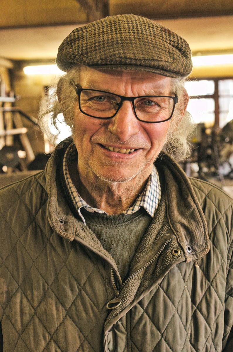 Terry The Blacksmith